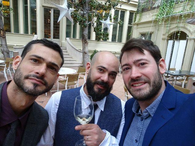 La boda de Albert y Judit en Barcelona, Barcelona 6