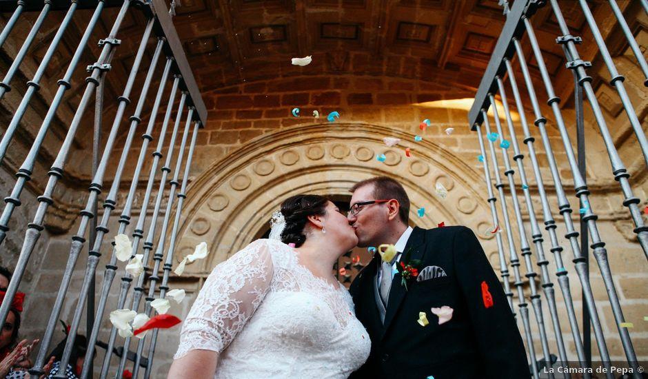 La boda de Fran y Luisa en Villacarrillo, Jaén