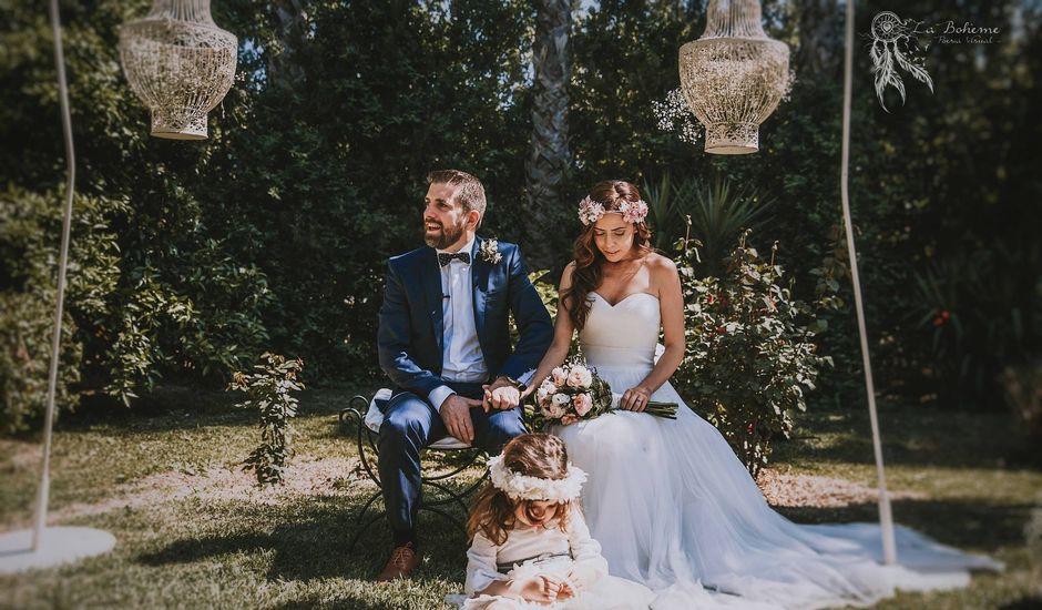 La boda de Ramiro y Lourdes  en Santiponce, Sevilla