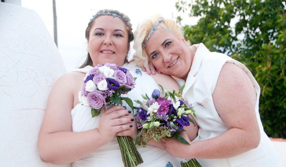 La boda de Eli y Ana en Paterna, Valencia