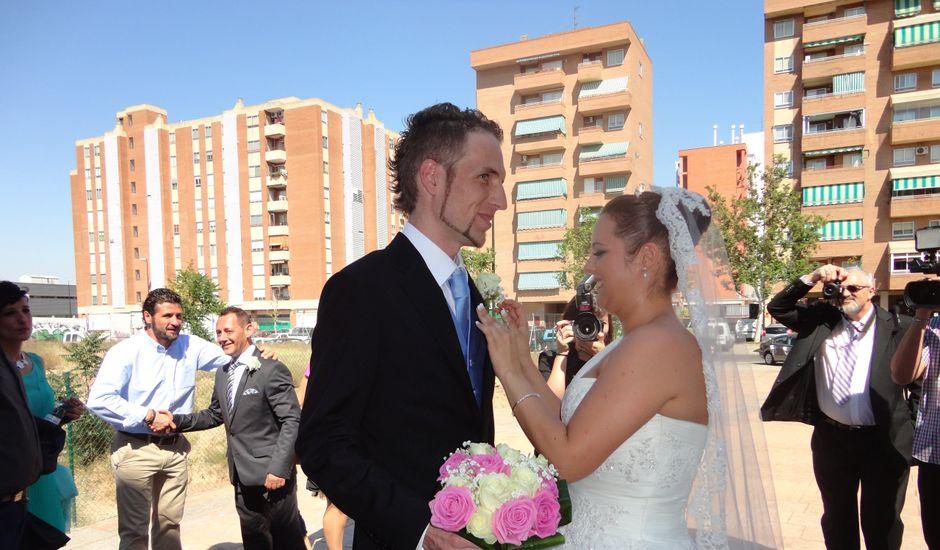 La boda de Tamara y Aitor en Zaragoza, Zaragoza
