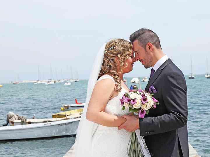 La boda de Estefanía y Victor
