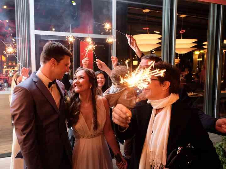 La boda de Paola y Christian