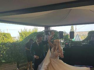 La boda de Liliana  y David 1