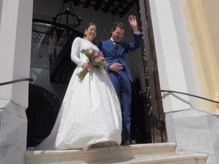 La boda de Alicia y Juan José