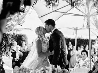 La boda de Liliana  y David