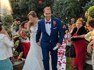 La boda de Lydia y Marc