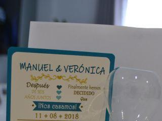 La boda de Verónica y Manuel 2