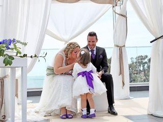 La boda de Estefanía y Victor 1