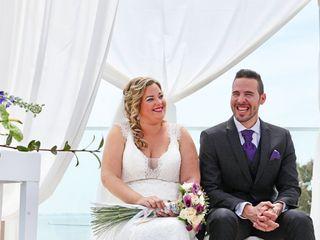 La boda de Estefanía y Victor 2