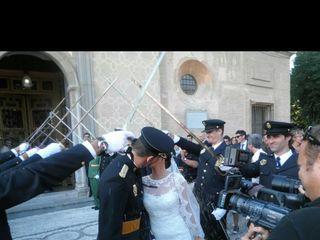 La boda de Alejandro y Débora