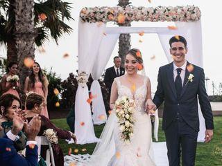 La boda de Betsy y Alexis