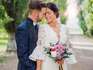 La boda de Alejandra y José