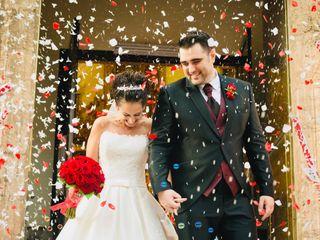 La boda de Amparo y Roberto