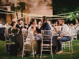 La boda de Prado y David