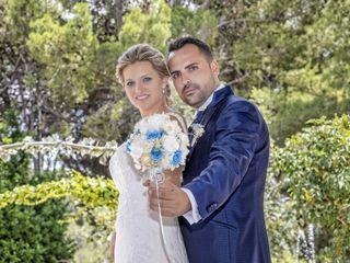 La boda de Marcos y Nuria