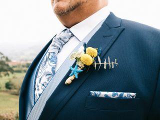La boda de Almudena y Valle 2