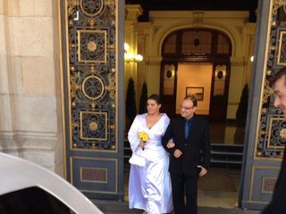 La boda de Sergio y Carme