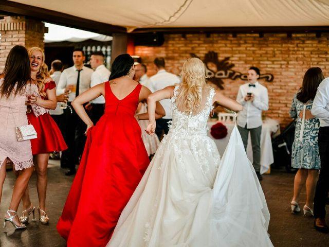 La boda de David y Liliana  en Lardero, La Rioja 1