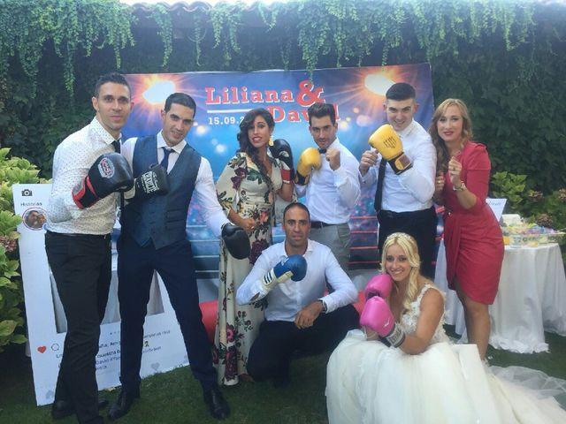 La boda de David y Liliana  en Lardero, La Rioja 4