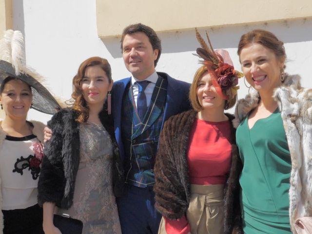 La boda de Juan José y Alicia en San Fernando, Cádiz 2
