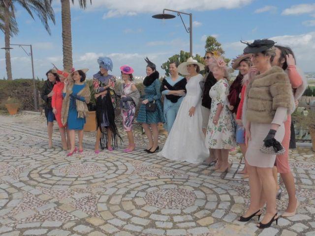 La boda de Juan José y Alicia en San Fernando, Cádiz 6