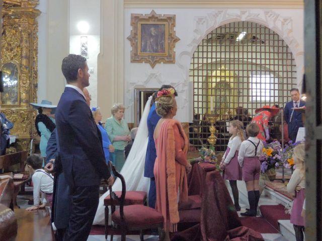La boda de Juan José y Alicia en San Fernando, Cádiz 32