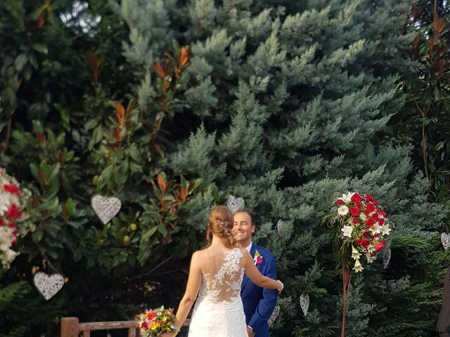 La boda de Marc y Lydia en Sant Fost De Campsentelles, Barcelona 2