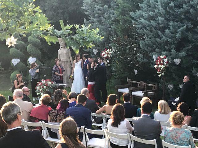 La boda de Marc y Lydia en Sant Fost De Campsentelles, Barcelona 4