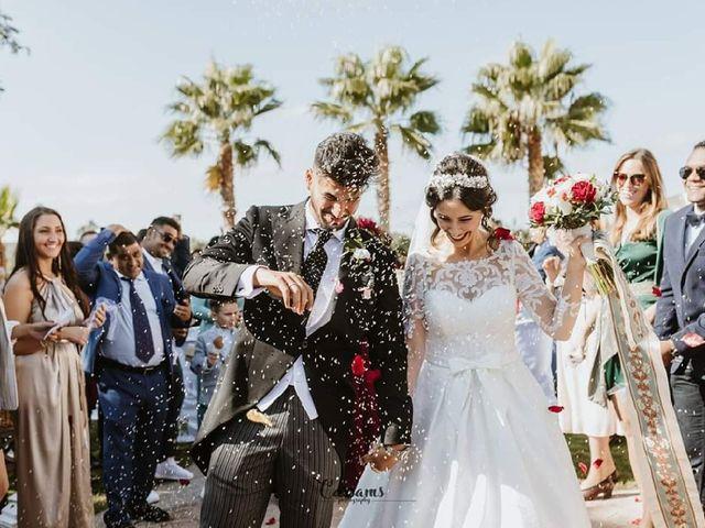 La boda de José y Alba en Huelva, Huelva 12