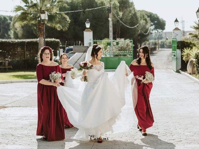 La boda de José y Alba en Huelva, Huelva 13