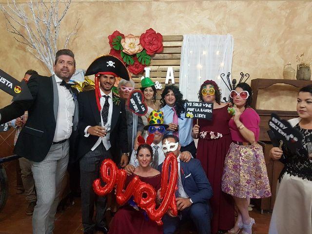 La boda de José y Alba en Huelva, Huelva 19