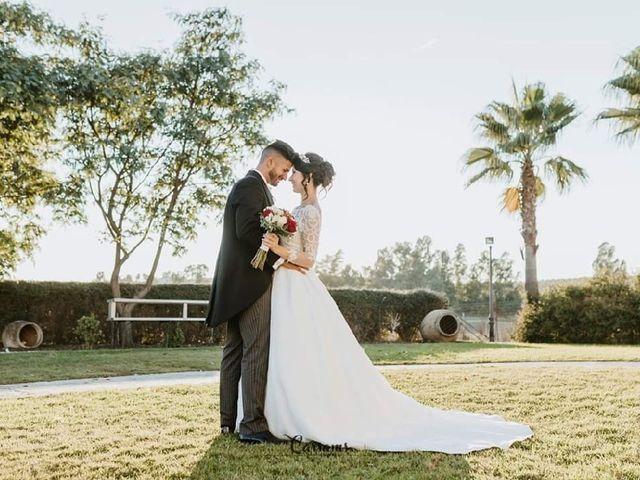 La boda de Alba y José