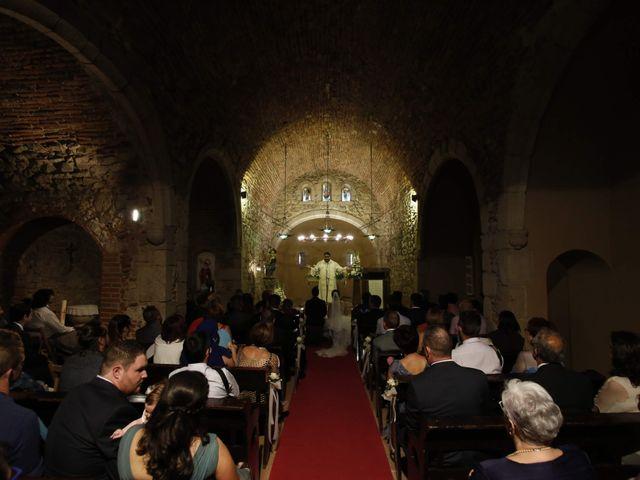 La boda de Estefania y Xavier en Riells, Girona 2