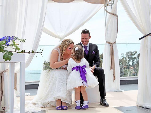 La boda de Victor y Estefanía en Murcia, Murcia 1