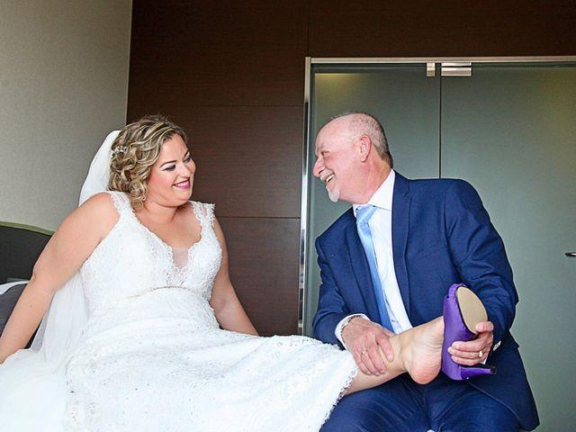 La boda de Victor y Estefanía en Murcia, Murcia 5