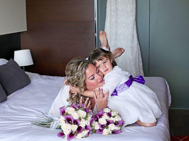 La boda de Victor y Estefanía en Murcia, Murcia 11