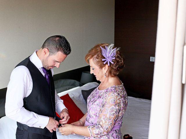 La boda de Victor y Estefanía en Murcia, Murcia 14