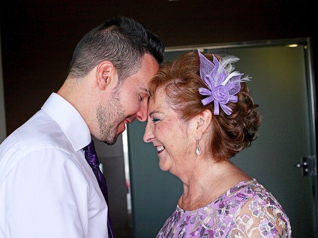 La boda de Victor y Estefanía en Murcia, Murcia 15