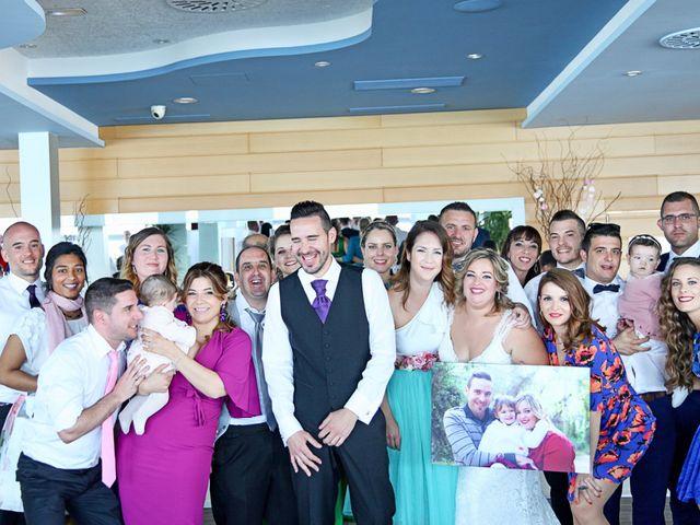 La boda de Victor y Estefanía en Murcia, Murcia 20