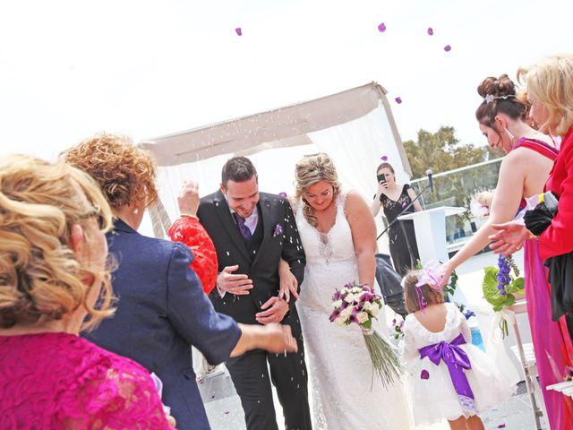La boda de Victor y Estefanía en Murcia, Murcia 25