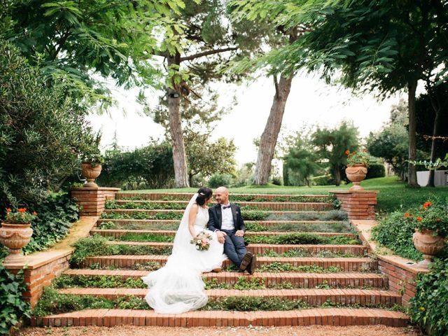 La boda de Sira y Carlos