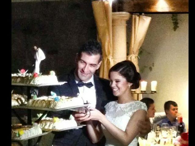 La boda de Débora y Alejandro en Granada, Granada 1