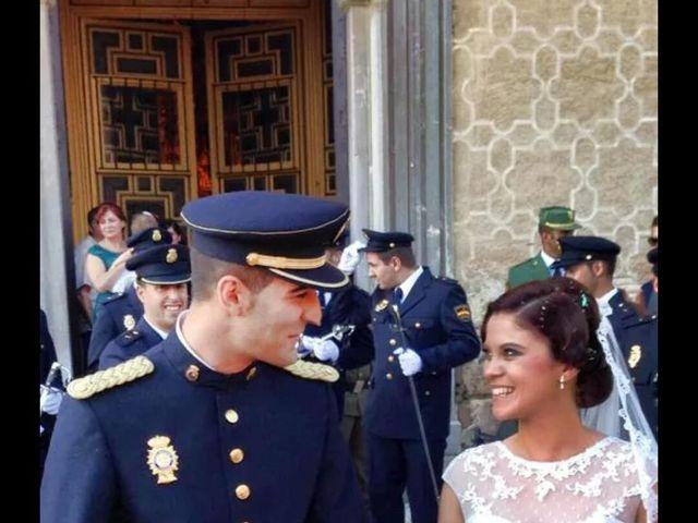 La boda de Débora y Alejandro en Granada, Granada 2
