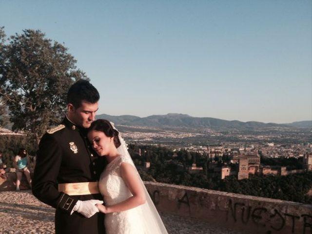 La boda de Débora y Alejandro en Granada, Granada 3