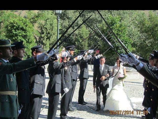 La boda de Débora y Alejandro en Granada, Granada 5
