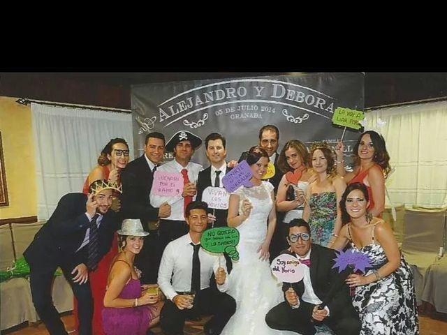 La boda de Débora y Alejandro en Granada, Granada 6
