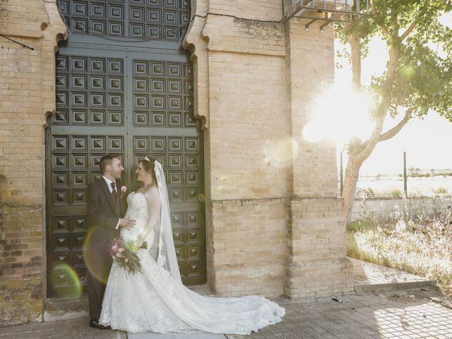 La boda de Raul y Elisabet en Sevilla, Sevilla 1