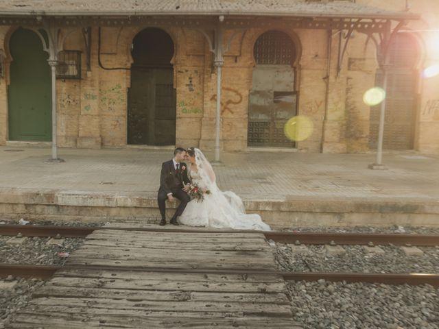 La boda de Raul y Elisabet en Sevilla, Sevilla 7