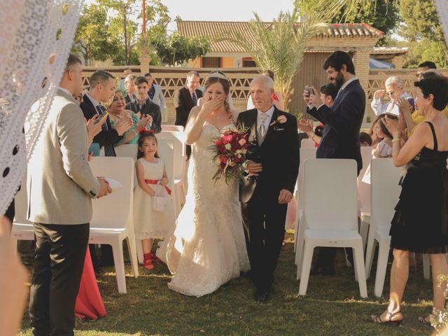 La boda de Raul y Elisabet en Sevilla, Sevilla 8